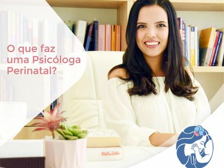 O que faz uma Psicóloga Perinatal?
