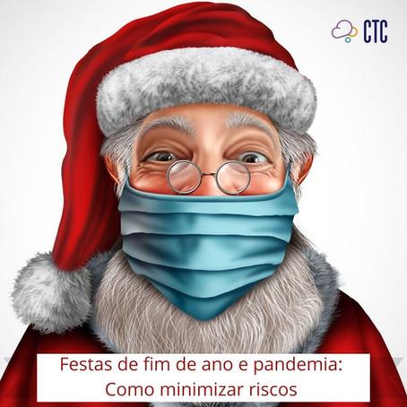 Festas de fim de ano e pandemia