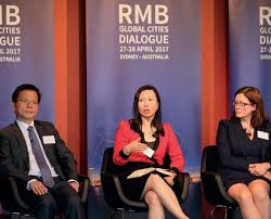 Renminbi Global Cities Dialogue 2017