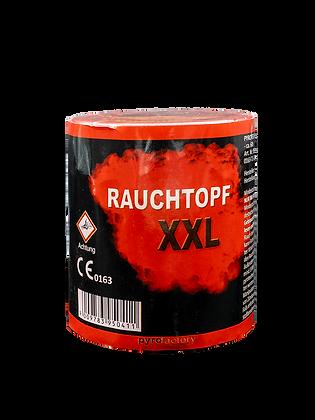 Rauchtopf XXL Rot