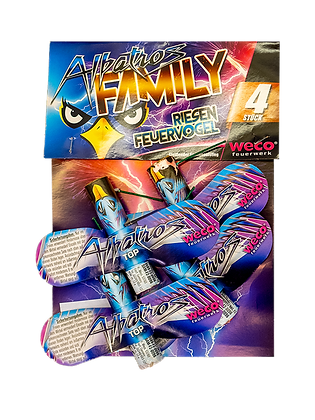 Albatros Family