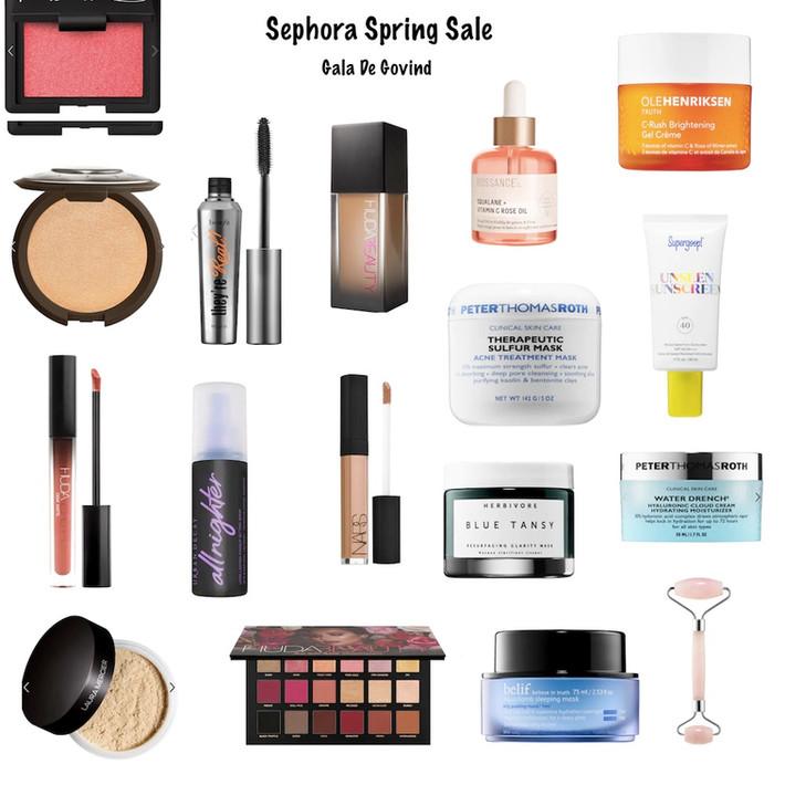2021 Sephora Spring Sale