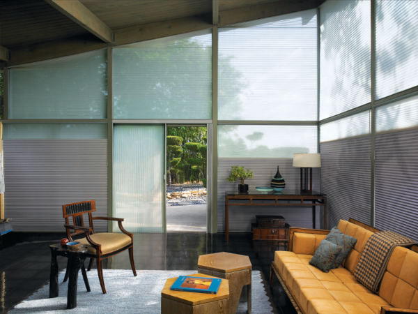 Hunted Douglas Duette® Honeycomb Shades near Myrtle Beach, South Carolina (SC) and other cellular shades. Roo