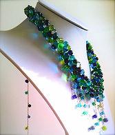 verre murano artisanal bijoux uniques claramints
