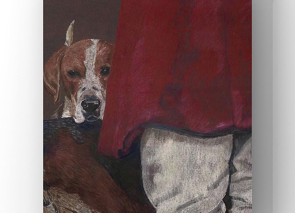 """""""Patiently waiting"""" Giclee prints"""