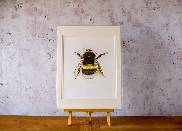 """""""Bee kind"""" limited edition print"""