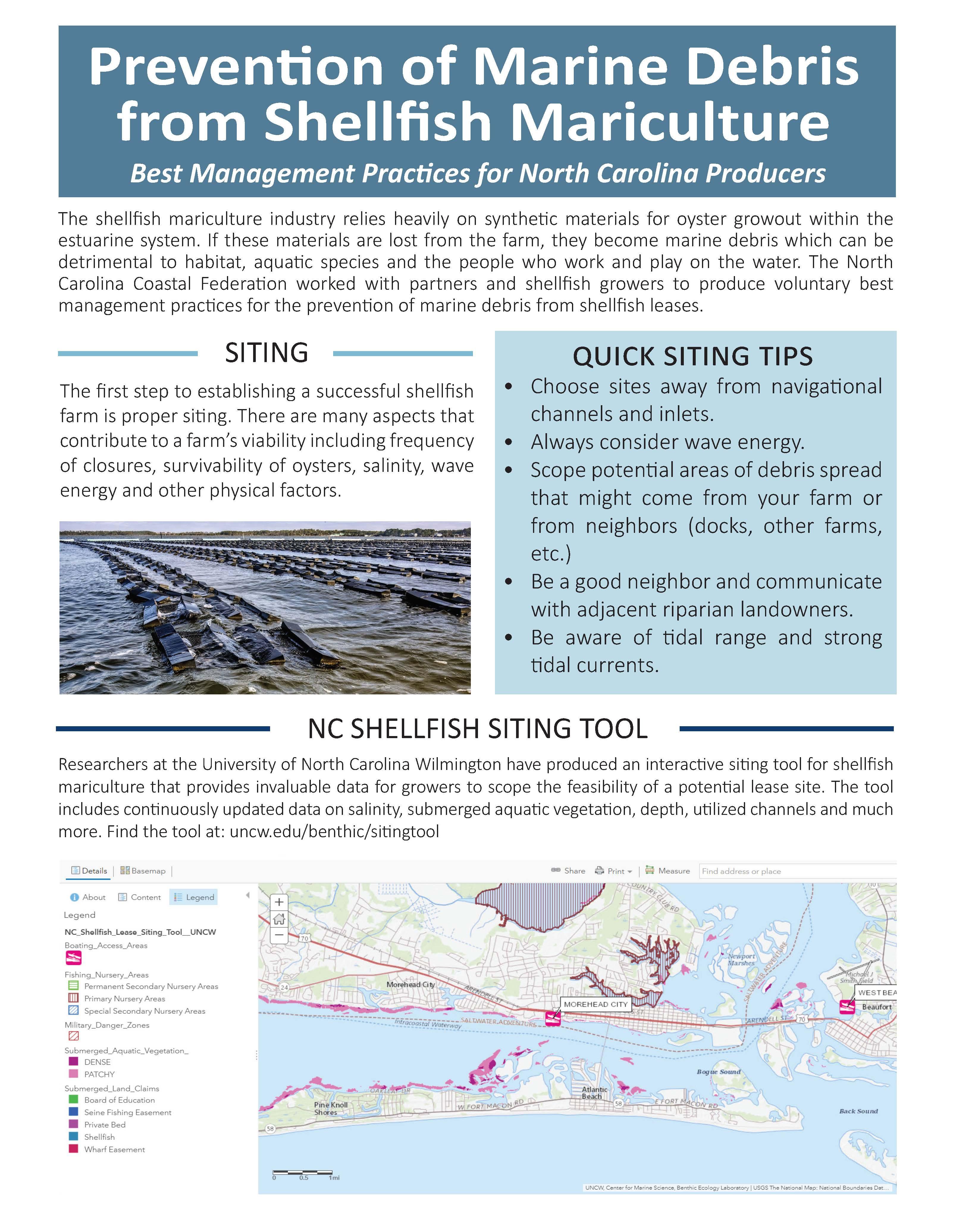 Best Management Practices Fact Sheet