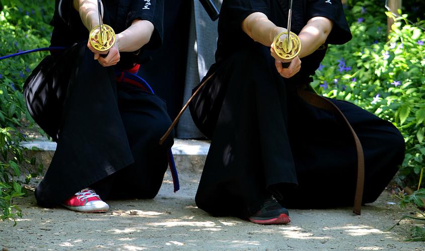 Haidong Gumdo - Sabre Coréen Idf