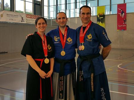 Championnats de Suisse