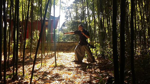 pratique du haidong gumdo sabre coréen