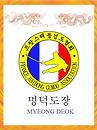 drapeau myeong deok dojang haidong gumdo