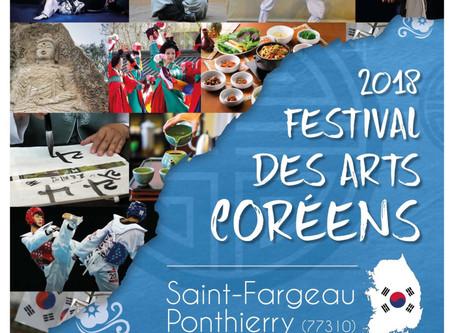 Festival des arts coréens Dokwan
