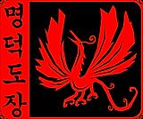 logo myeong deok dojang haidong gumdo sabre coreen paris ile de france