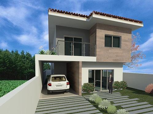 Residência Turquesa