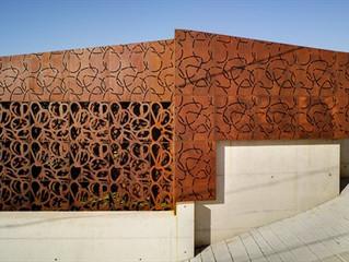 Aço Patinável - Tendência na Arquitetura
