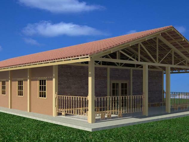 Alojamento de Fazenda no Tocantins
