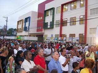 Escola Municipal Vereador Américo dos Santos