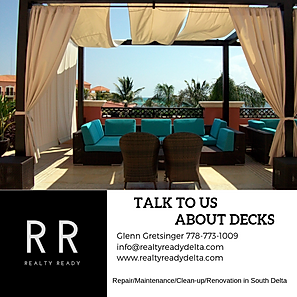 Copy of Copy of Talk to us about decks -