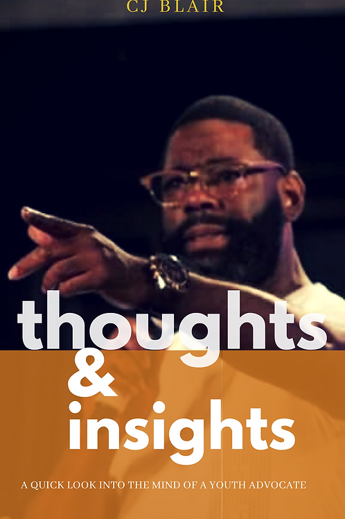 Thoughts & Insights E-Book PRE-ORDER