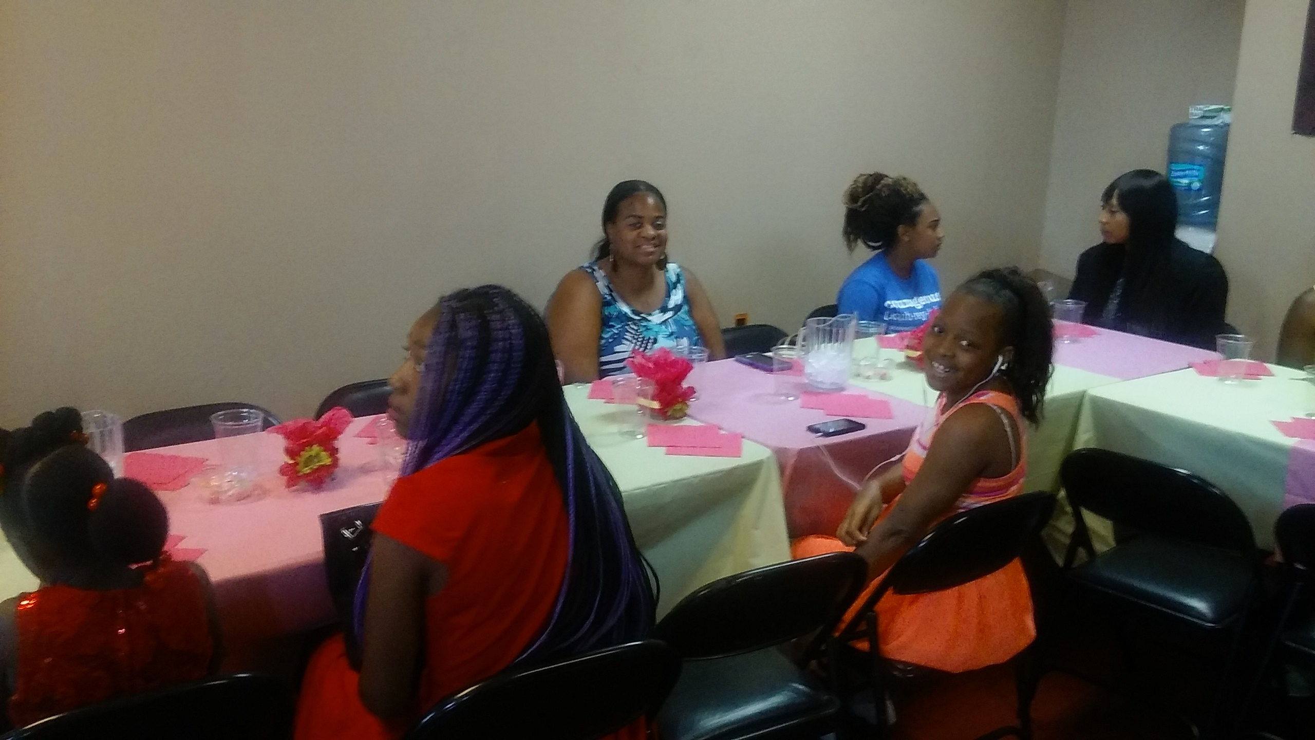 Mother to Daughter Event