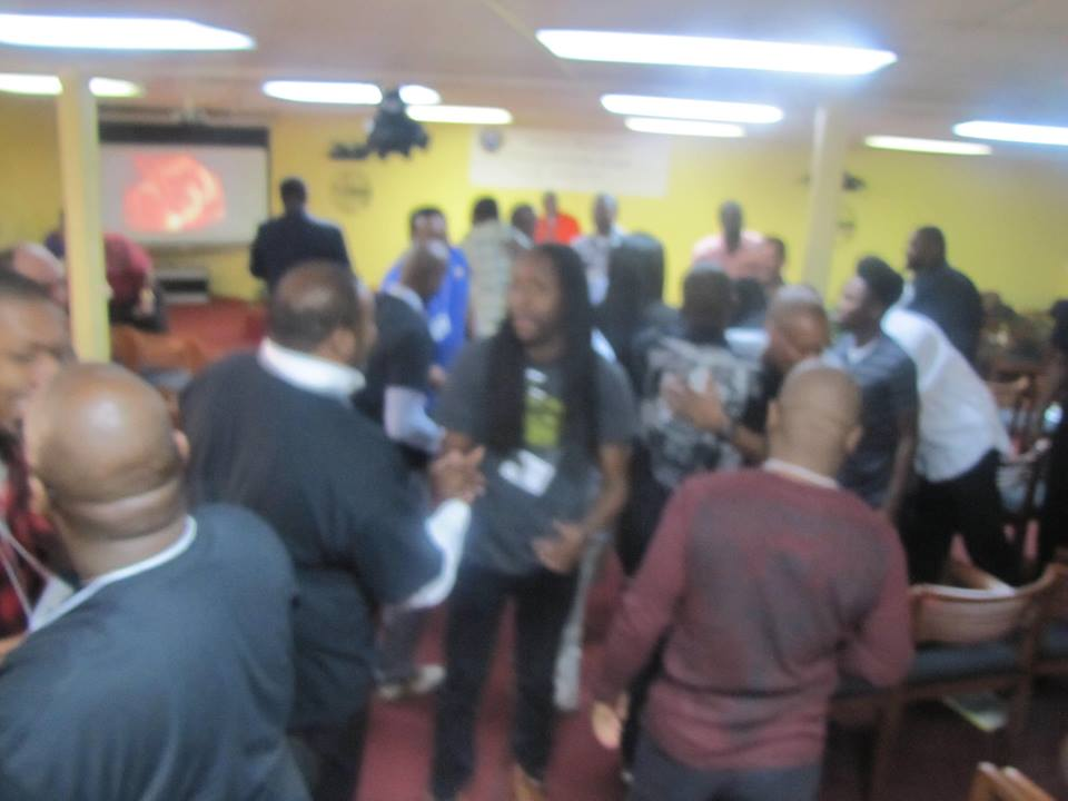 Men of Valor- Mens Conference