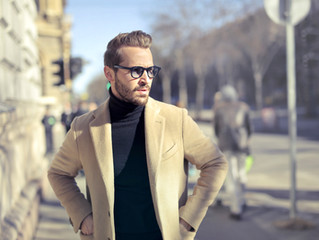 2018 Eyeglass Styling Tips for Men