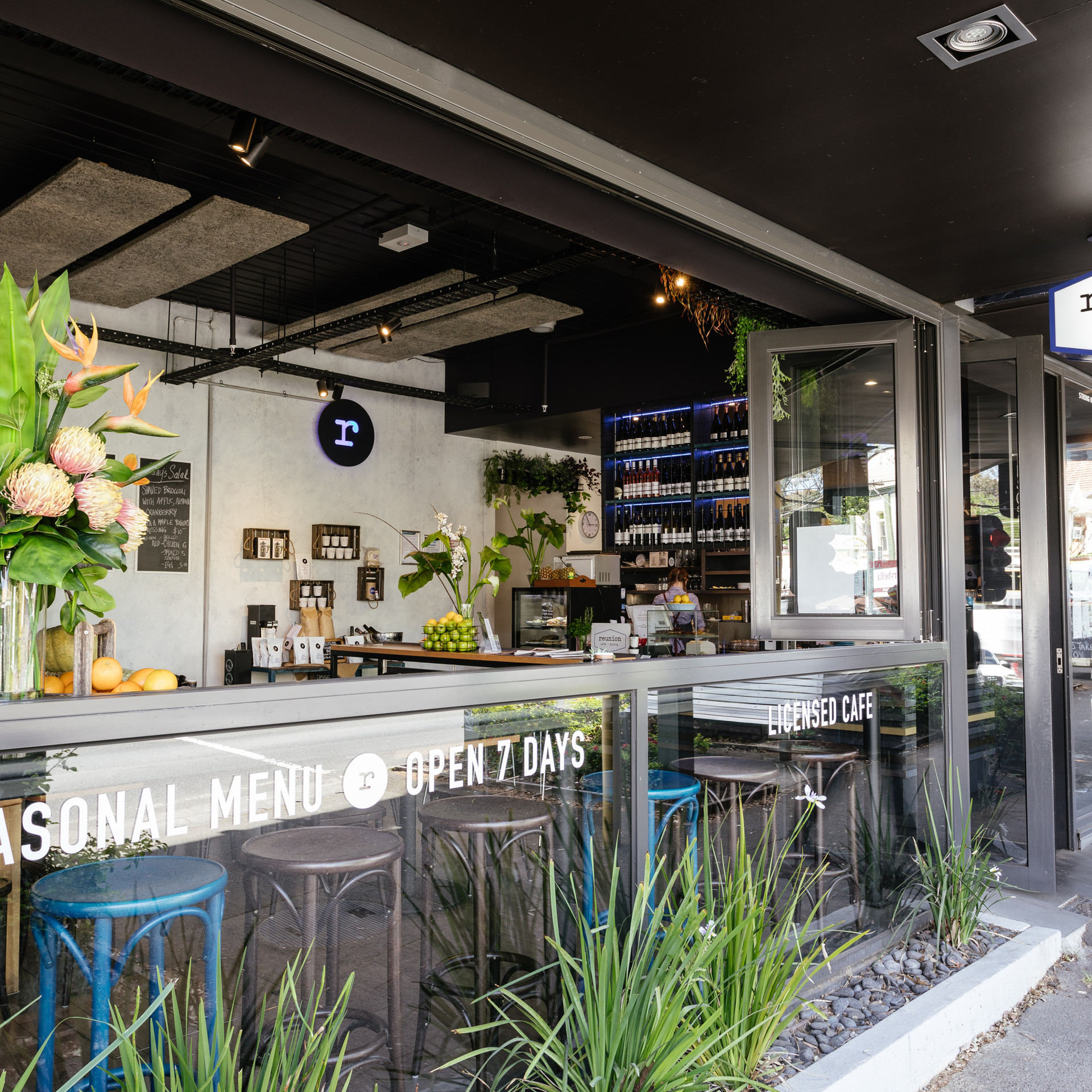 Reunion Cafe