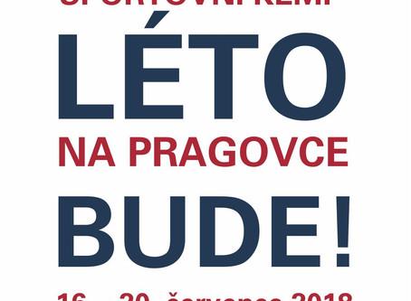 Pozvánka na Sportovní kemp na Pragovce