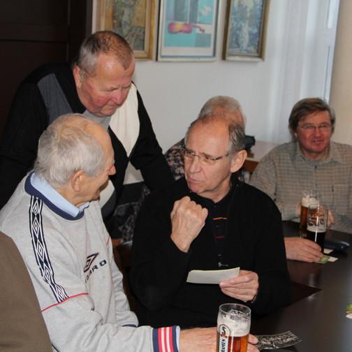 Setkání staré gardy 25.2.2016