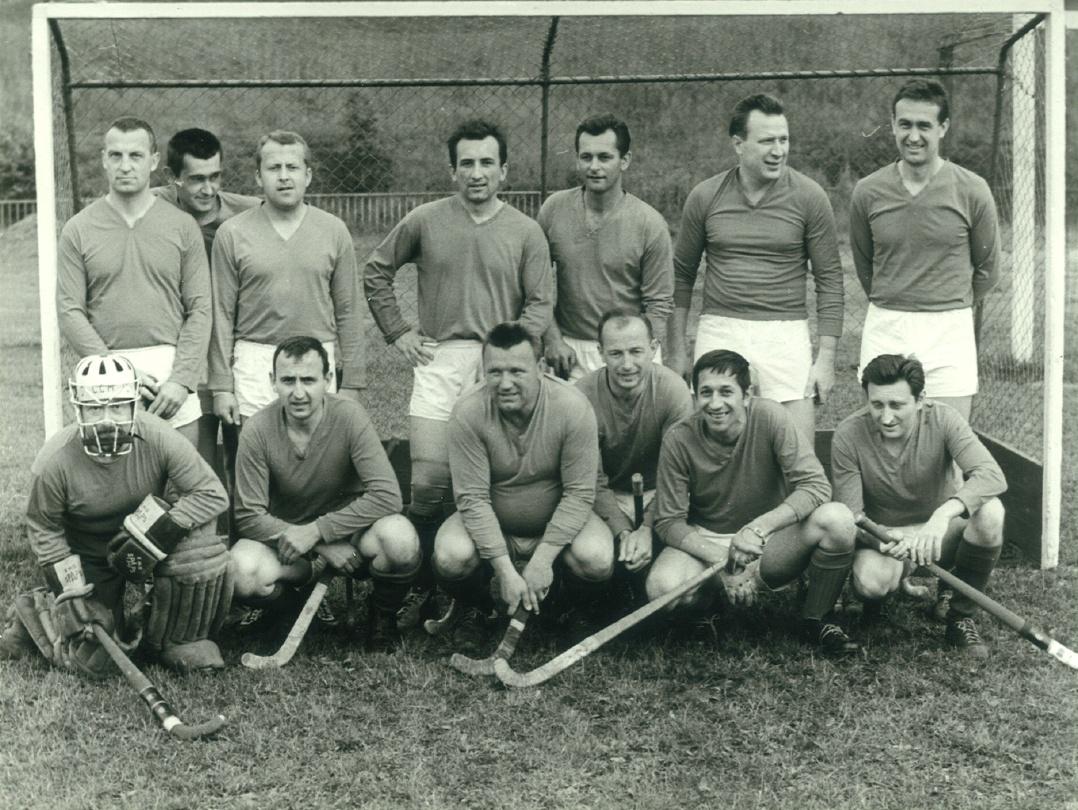 1968 Spartak AZKG Praha mistrem