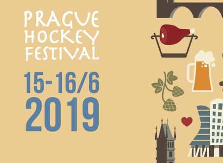 Pozvánka na turnaj: Prague Hockey Festival
