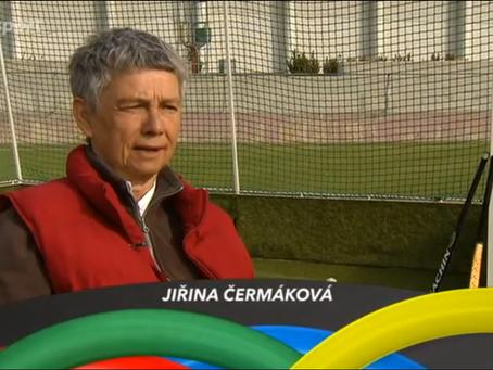 Poslední rozloučení s Jiřinou Čermákovou