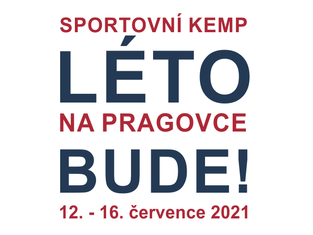 Pozvánka na Sportovní kemp 2021 na Pragovce