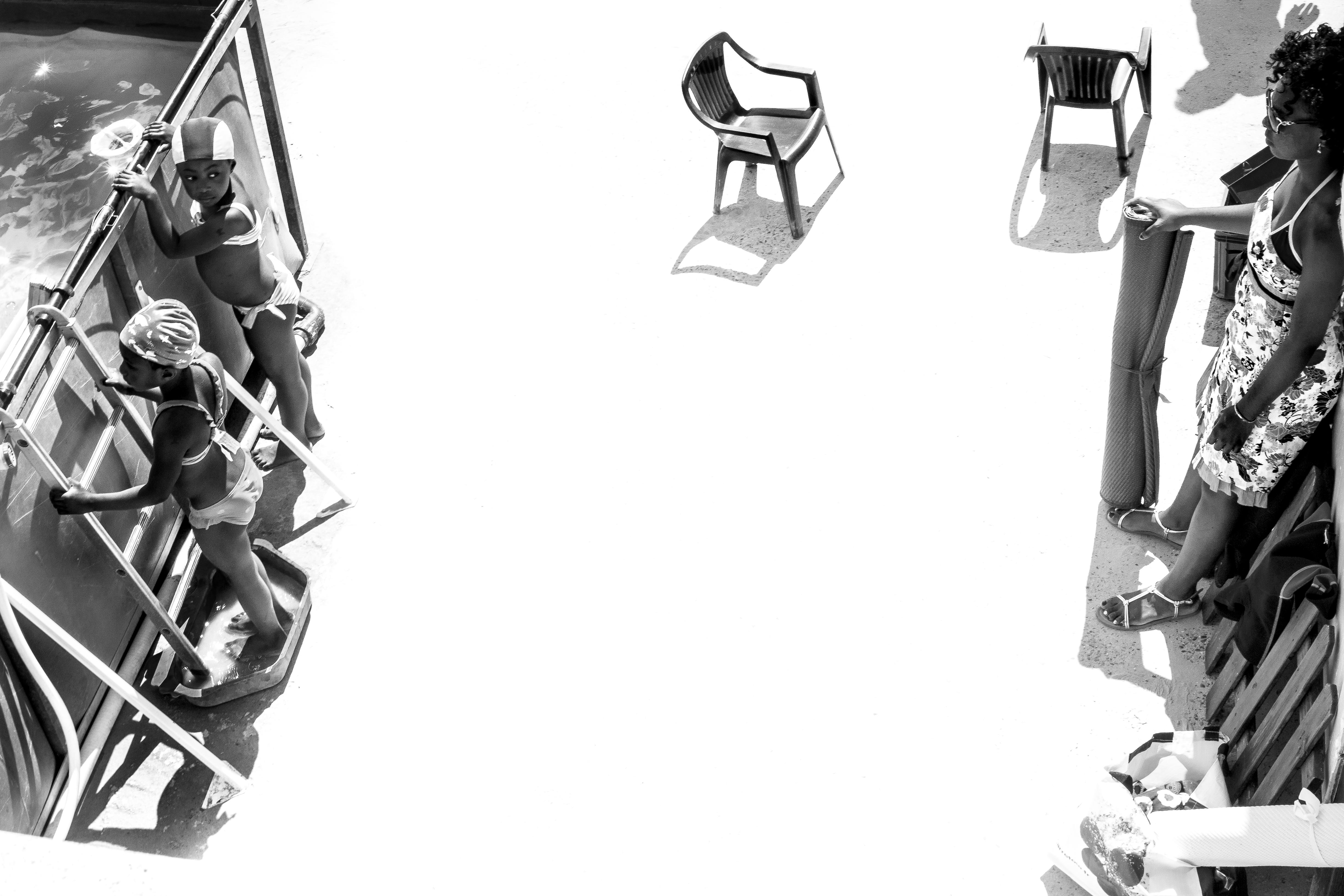 Cubik - Photographie Yann Lecomte- Sablographie
