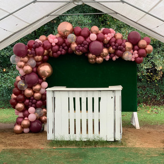 Organic Garland