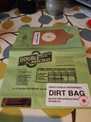 Dirt bag for Dyson hoover