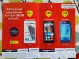 BSE smartphones