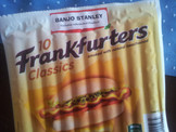 Out of date BSE frankfurters
