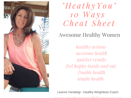 Love this freebie, my Healthy You 10 ways   for Heathy,Younger, Awesome women