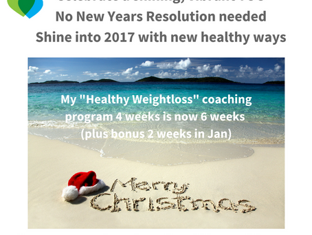 This year you won't need a New Years Resolution