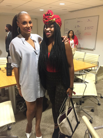 Tamar Braxton Paid A Visit to ESSENCE to Give Us A First Listen to Her New Music (2015)