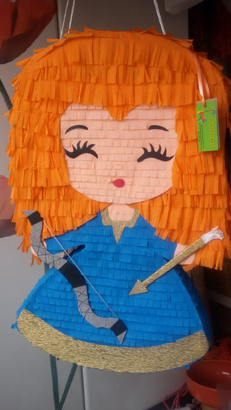 Muñeca Merida