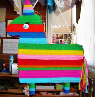 Piñata Burrito