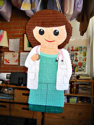 Piñata Doctora