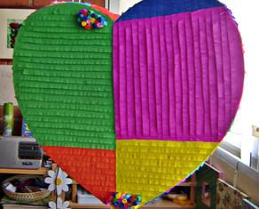 Corazón colores
