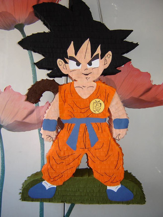 Piñata Goku