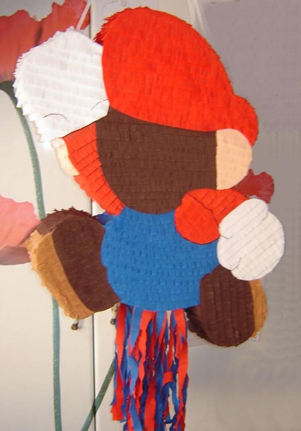 Piñata de cintas