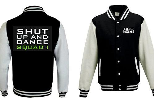 SQUAD! Varsity Jacket