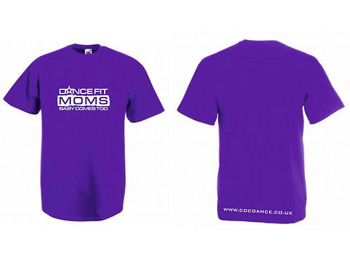 DanceFitMoms T Shirt