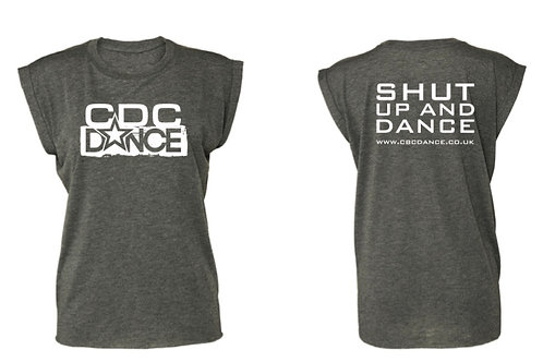 CDC Dance Sleeveless Top - Inters / Seniors / Teachers